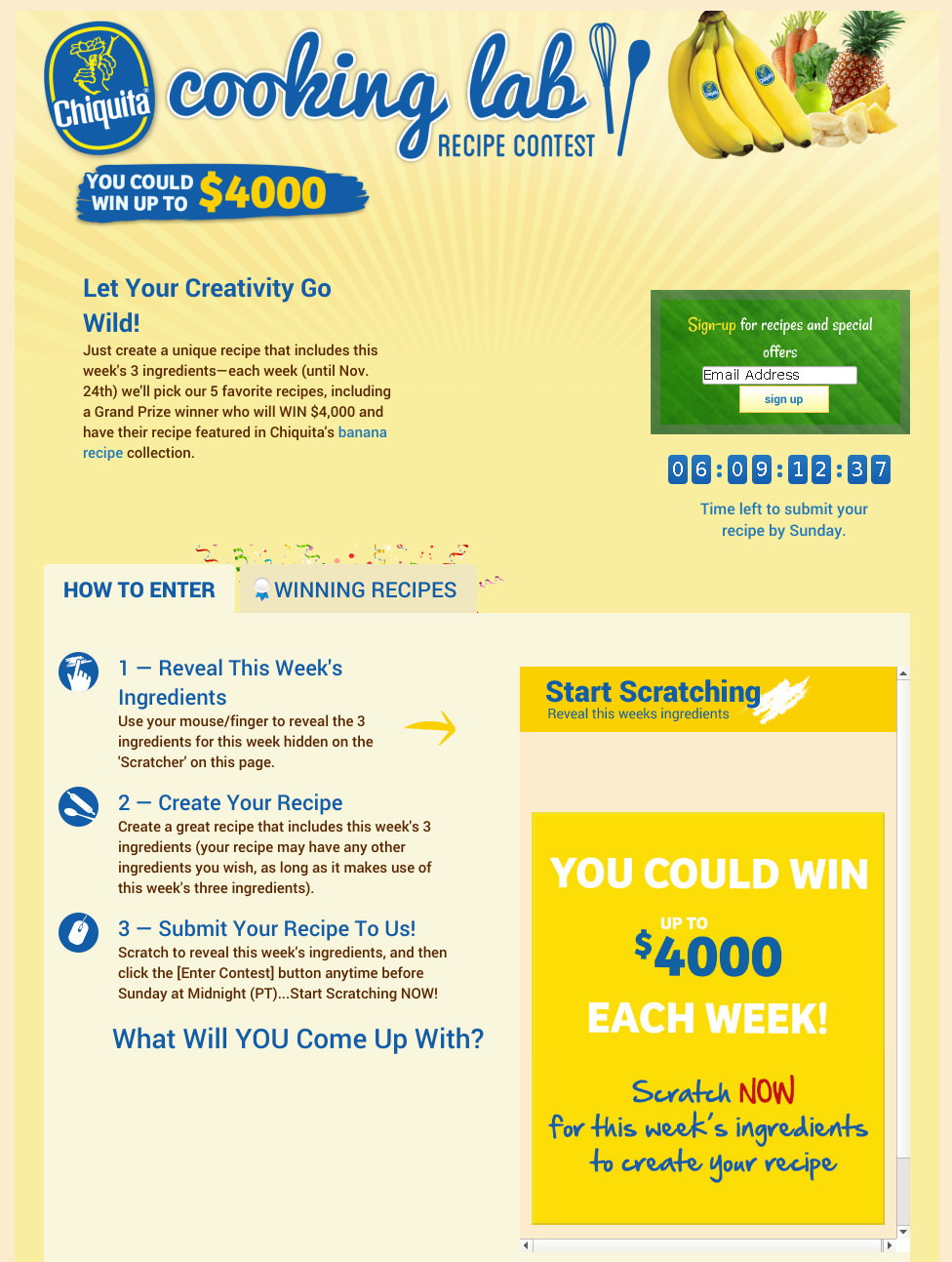 Should You Run A Sweepstakes or A Contest?